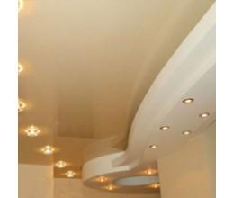 Kупить натяжной потолок или подвесной