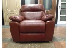 Кресло Реклайнер стандарт. Натуральная Кожа
