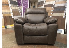 Кресло Реклайнер (тефлон серый)