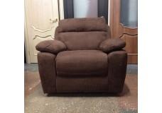 Кресло Реклайнер (коричневый)