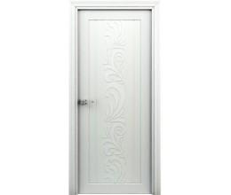 Интерьерные двери Весна белый