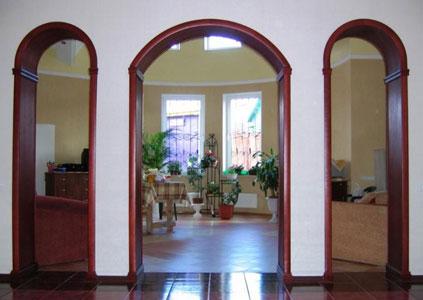 дверные арки, межкомнатные арки фото